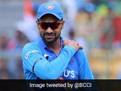 IND vs AUS 3rd ODI: Shikhar Dhawan Injures Shoulder, Taken For X-Ray