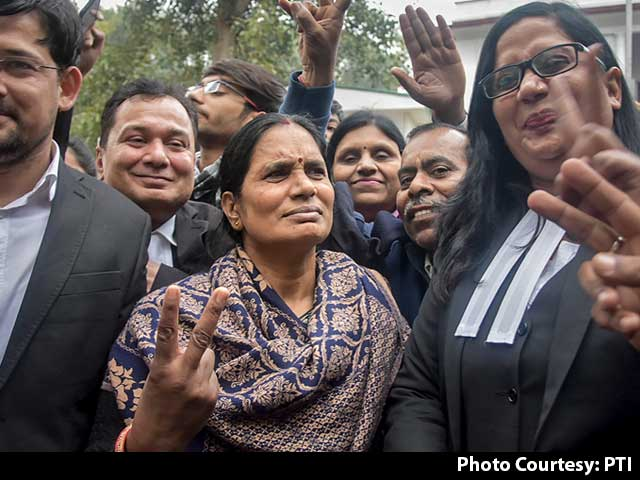 Video : 7 Years After Nirbhaya Died, 4 Convicts To Hang On January 22, Other Top Stories