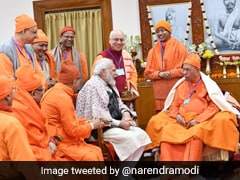 PM Modi Reaches Belur Math, To Spend Night, Attend Morning Prayers