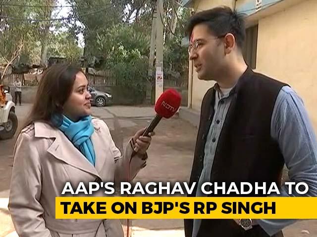 Video : BJP Has No Clear Vision, Agenda For Delhi: AAP's Raghav Chadha To NDTV