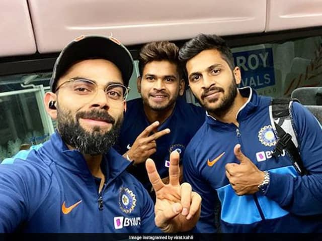 New Zealand vs India: Virat Kohli Touches Down In Auckland, Shares Picture With Teammates