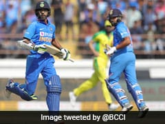 "Rohit Sharma, Shikhar Dhawan ""Progressing Well"", Final Call Before 3rd ODI Against Australia"