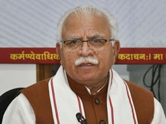 Haryana Chief Minister ML Khattar Welcomes Nirmala Sitharaman's Announcements For Farmers