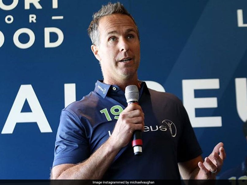 "Michael Vaughan Says ""Sport Is Secondary To Whats Happening"" Around Us"