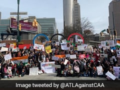 Indian-Americans Protest In 30 US Cities Against CAA On Republic Day