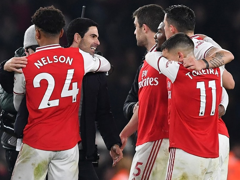 FA Cup: Reiss Nelson Winner Helps Arsenal Edge Past Leeds United