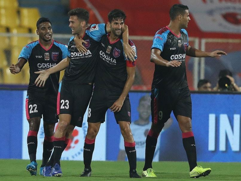 ISL: Jerry Mawihmingthanga, Vinit Rai Help Odisha FC Beat Chennaiyin FC 2-0