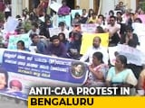 Video : Bengaluru Protests Against The New Citizenship Law