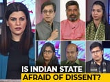 Video : Crackdown On Dissent: Democracy In Descent?