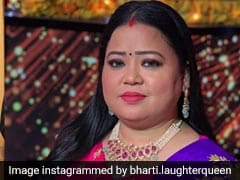 "Comedian Bharti Singh Asks Court to Scrap Case on ""Hurting Sentiment"""