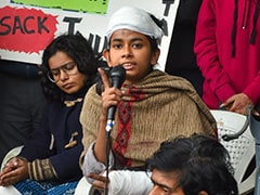 No Attacker Named By Cops, But Case Filed vs Injured JNU Student Leader