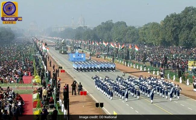 122-Member Bangladesh Armed Forces Contingent To Participate In Republic Day Parade