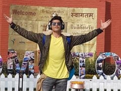 Karanvir Bohra Finally Made It To Kathmandu After Not Being Allowed To Fly. He Tweeted This