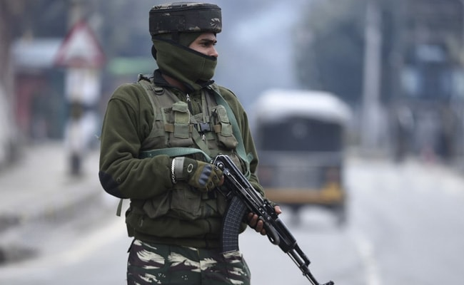Violence Down But Home Grown Terrorism In Jammu And Kashmir A Concern: Centre
