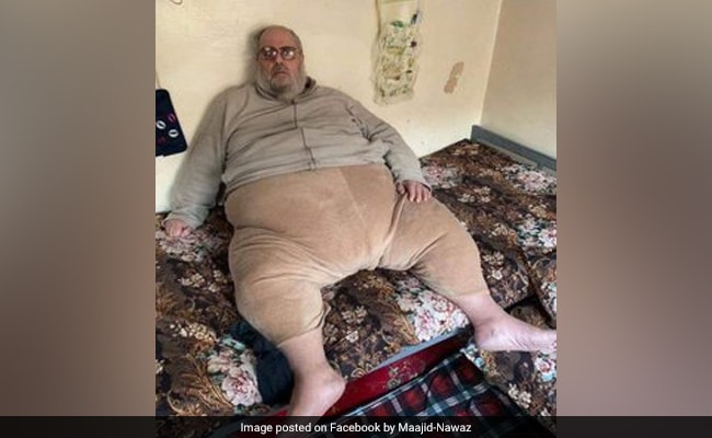 250 kg ISIS Cleric 'Jabba The Jihadi' Arrested In Iraq, Was 'Too Large' For Police Car
