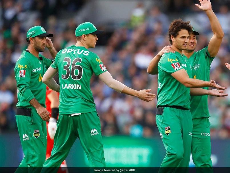 "Watch: ""Cricketing Genius"" Glenn Maxwell Predicts Sam Harpers Dismissal In BBL"