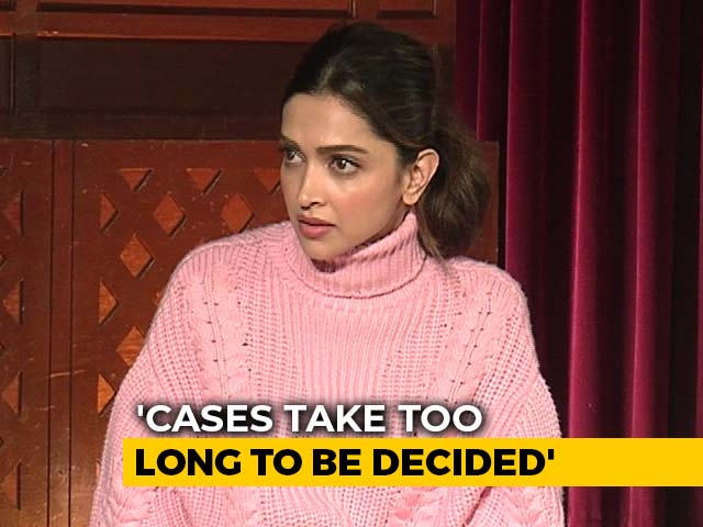 "Video : ""Why Does It Take So Much Time?"" Deepika On Nirbhaya's Road To 'Justice'"
