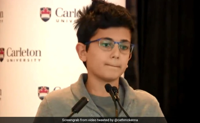 13-Year-Old's Moving Eulogy For Dad Killed In Iran Plane Crash