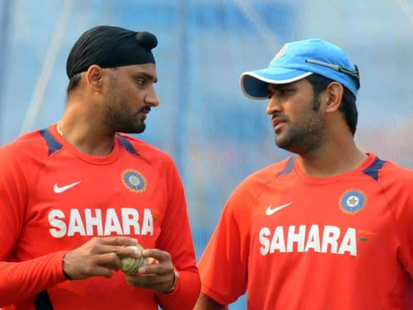 Dont Think MS Dhoni Will Play For India Again, Says Harbhajan Singh