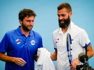French Team Praises Captain Gilles Simons Role At ATP Cup