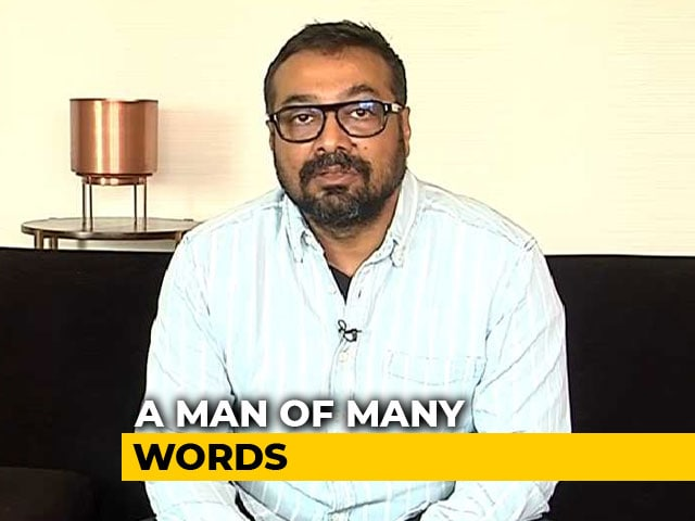 Anurag Kashyap's Message Through Poetry