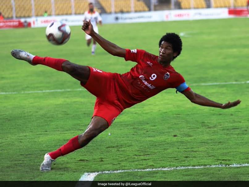 Churchill Brothers vs East Bengal: Willis Deon Plazas Last-Gasp Goal Takes Churchill Brothers To Top