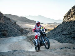 Dakar 2020: Hero's Paulo Goncalves Leads Indian Contingent Finishing 12th In Stage 1, TVS' Adrien Metge At P15