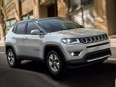 2020 Jeep Compass 4x4 Diesel Automatic Launched; Prices Start At Rs. 21.96 Lakh