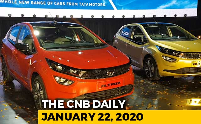 Tata Altroz Launched, TVS Starcity+, Maruti Suzuki BS6 Sales