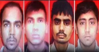 Nirbhaya Convicts Seek Quashing Of Death Penalty Citing Second Mercy Plea