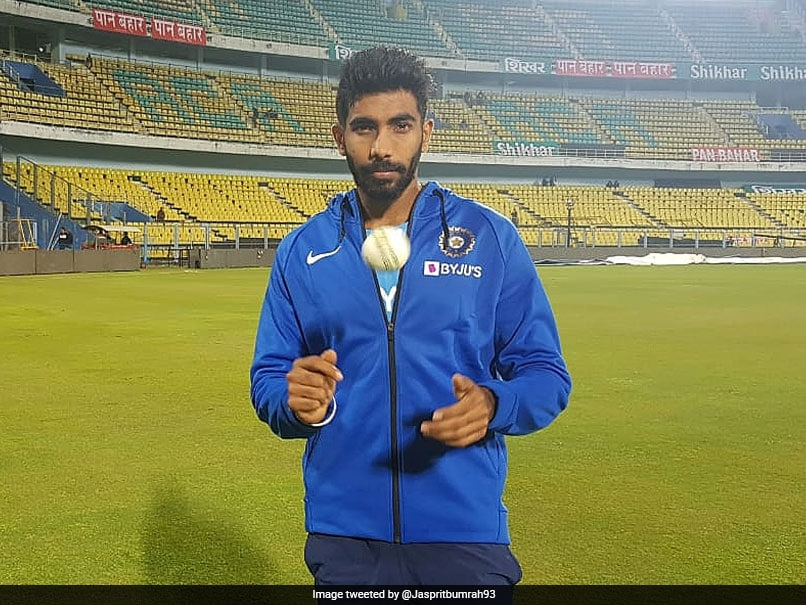 "Jasprit Bumrah ""Back In Comfort Zone"" Ahead Of Sri Lanka T20Is"