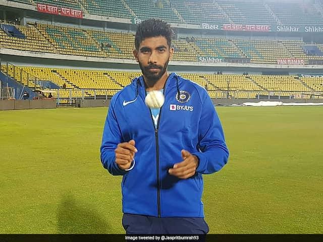 "Jasprit Bumrah ""Back In Comfort Zone"" Ahead Of Sri Lanka T20Is"