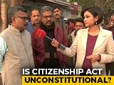 Video: Citizenship Act: Do States Have The Power To Say No?