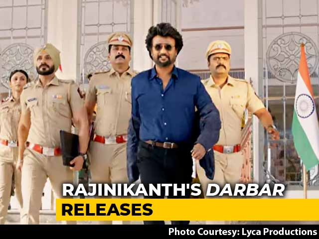 Massive Response To Rajinikanth Starrer Darbar In Chennai