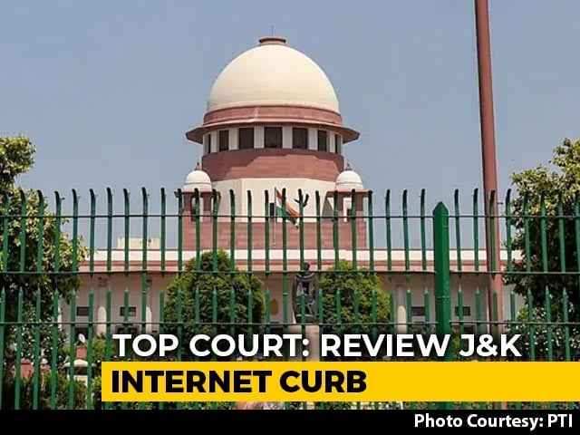 Video : Supreme Court Verdict Today On Pleas Challenging Curbs In J&K, Other Top Stories