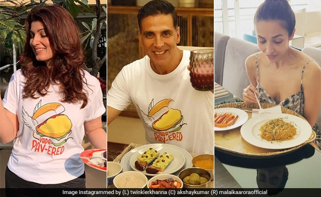 Twinkle Khanna, Akshay Kumar, Malaika Arora's 'What's In Your Dabba' Posts Will Make You Drool