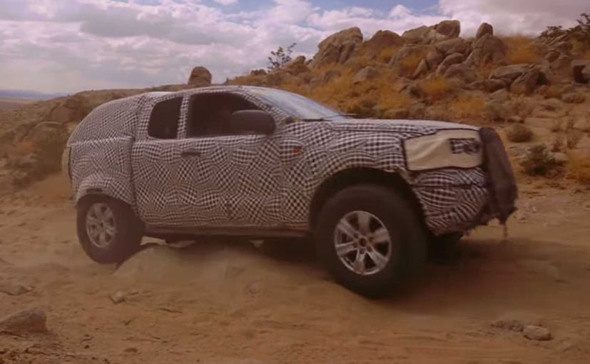 New Ford Bronco Teased Ahead Of Launch; Will Get Three Body Styles