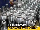 Video : Factory Output Rises 1.8% in November Versus 3.8% Contraction In October