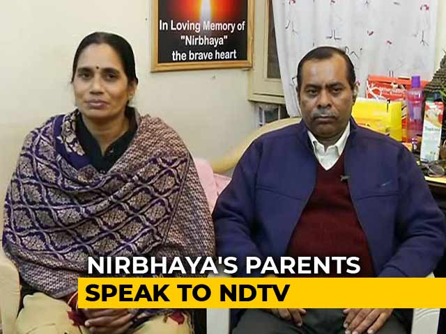 """Video : """"Cried 7 Years, I'm A Stone"""": Nirbhaya Mother On Convict's Mother's Plea"""