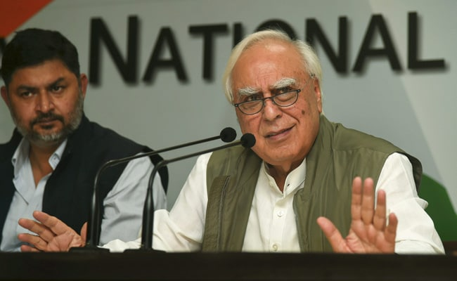 When Will We Wake Up, Kapil Sibal Tweets Amid Congress Rajasthan Crisis