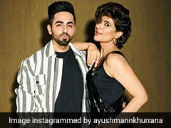 Ayushmann Khurrana Celebrates Tahira Kashyap's Birthday Featuring Two Delicious Cakes