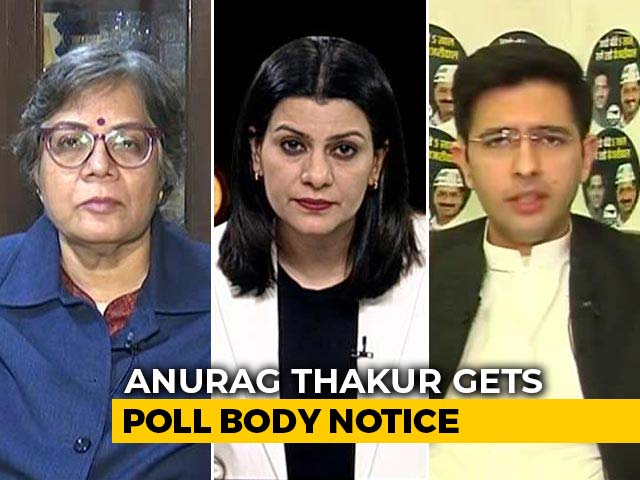 Video : Rise In Hate Speech Ahead Of Delhi Elections