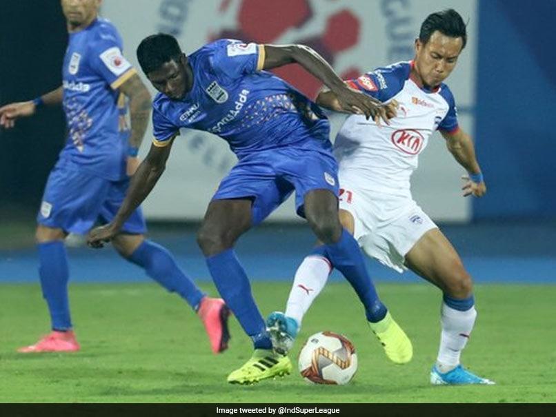ISL: Mumbai City Beat Bengaluru FC 2-0 To Go Fifth In Table