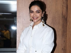 Deepika Padukone Is Nothing Short Of A Vision In Winter White
