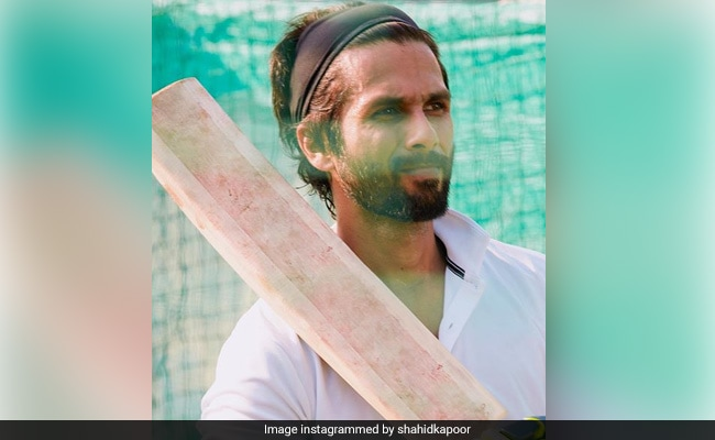 Shahid Kapoor Suffers Injury On The Sets Of Jersey: Report