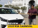 Video : 2020 Kia Carnival Review | Does It Redefine The MPV Segment?
