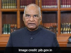 "Supreme Court Has Always Been ""Pro-Active, Progressive"": President Kovind"