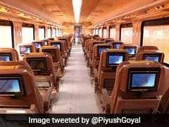 "Ahmedabad-Mumbai Tejas Express Begins: 10 Highlights Of ""Premium Train"""