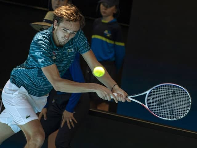 """""""Dont Think About It"""": Daniil Medvedev Downplays Australia Open Expectations"""