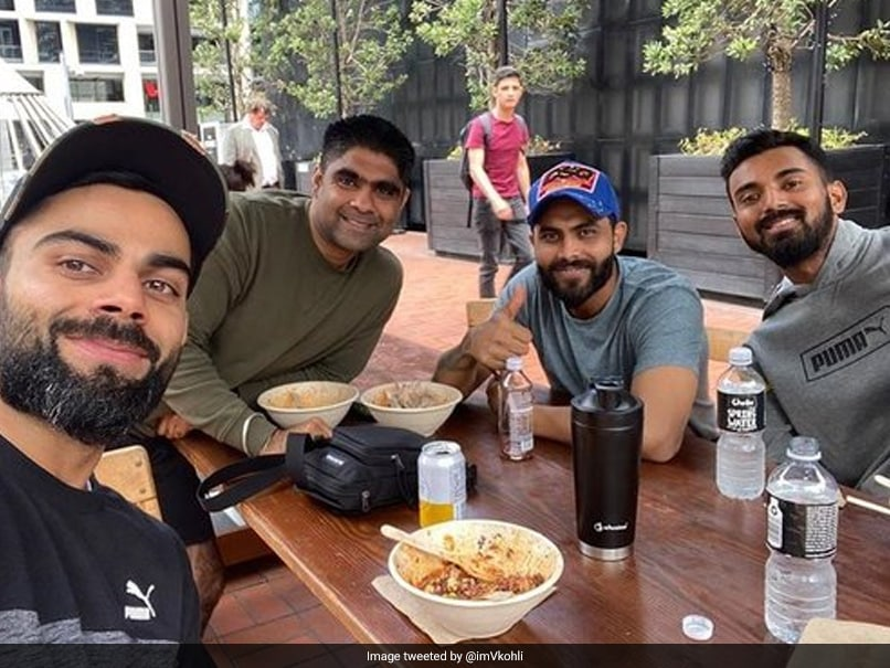 "Virat Kohli Relishes ""Good Meal"" After ""Top Team Gym Session"" In Auckland"